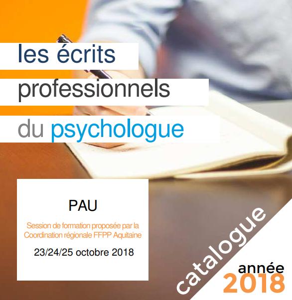 formation écrits Pau c2860
